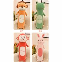 Quality Cylinder Shape Plush Toy Pillow Animal Appearance Eco Friendly 55 - 110CM for sale