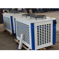 China Air Conditioning Air Cooled Condensing Unit Danfoss Semi Hermetic on sale