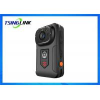 Quality 1080P WiFi Battery Police Body Cameras 13 Megapixel 3G 4G IP67 GPS Android Operating System for sale
