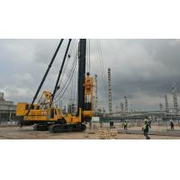 Quality 13T Hydraulic Hammer Piling Machine High Effciency Crawler Type Walking Type for sale