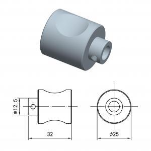 Quality Brass Door Cylinder for Aluminium Door for sale