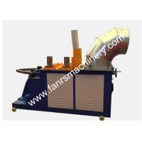 Quality HAVC System Mechanical Goer Locker Round Pipe Elbow Machine Electrical and Economical Elbow Machine for sale