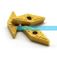 Quality Extensive Versatility Cemented Carbide Turning Inserts for Steel Semi Finishing for sale