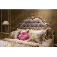 European Style Bed Shunde Furniture Market Turkish Style Bedroom Set   FB-101N