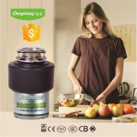 Buy cheap Food disposer for household kitchen use. OEM service manufacturer,1/2 horsepower from Wholesalers