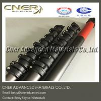 Quality Carbon fibre telescopic pole for window cleaning pole for sale