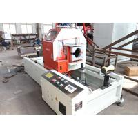 Quality Profile / Pipe Automatic PVC Extrusion Machine With Cutter for sale