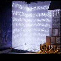 Quality outdoor christmas waterfall lights for sale