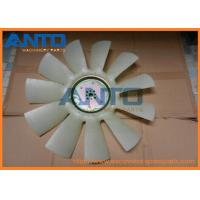 Quality Engine Cooling Fan Blade 11NA-00110 For Hyundai R320LC-7 Excavator With 11EA Blade for sale