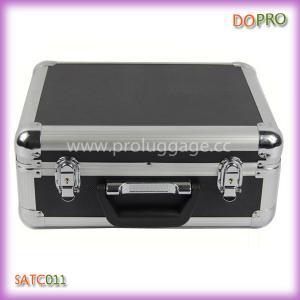 Black Diamond ABS Surface Aluminum Tool Case for Hairdresser (SATC011)