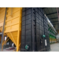China ISO9001 27.5kW Suspension Biomass Rice Husk Furnace on sale
