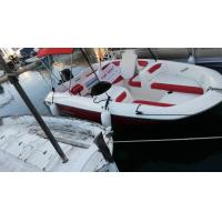 Buy cheap 16.5 Feet Inflatable Sport Boat , xomfortable relaxing  fiberglass pleasure yacht with CE from Wholesalers