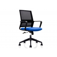 Quality Ergonomic Mesh Mid Back Swivel Office Lift Chairs for sale