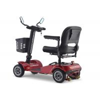 Quality Weight 104kg Portable Mobility Scooters Optional Color 8-12 Hours Charging for sale