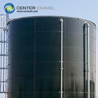 Quality Porcelain Enamel Leachate Storage Tanks For Municipal Project for sale