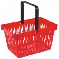 Quality Aluminum Shopping Folding Basket for sale