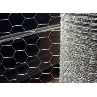 Quality L30m Electric Galvanized Hexagonal Wire Mesh For Farms for sale