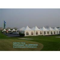 Quality 3-10m Gazebo Pagoda Marquee Garden Party Gazebo For Reception in Exhibition for sale