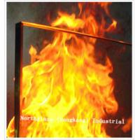 Quality 5mm , 6mm , 8mm Fire Rated Glass , Cesium-Kalium Glass With EN 12150 for sale