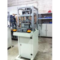 China Induction heater hot melting press with servo motor on sale