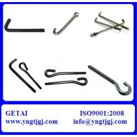 Quality Standard J Hook Bolt with Nut for sale