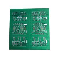 Quality Double Sided PCB with green solder mask for sale