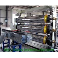 China PE/PP/PVC Plastic Building Board Production Line on sale