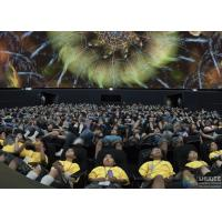 Quality 30m Immersive Projection Dome Theater Big Capacity 650 - 1200 People for sale