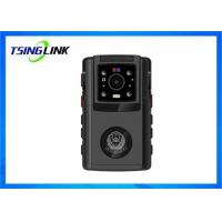 Quality GPS Tracking Bluetooth Wireless Body Camera Android System IP68 Protection Level for sale
