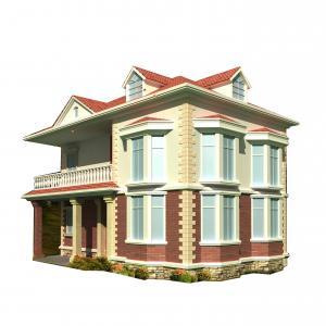 Quality Easy Assembling Light Steel Prefabricated House,Integrated House,Light Steel Prefabricated  Villa for sale