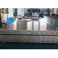 Quality 900 T - 3200 Hot Press Platen / Hydraulic Hot Press Plates Professional for sale