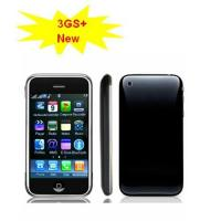 Quality 3GS Menu mobile phone, cell phone with shaker,Dual SIM card for sale