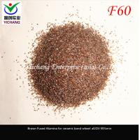 Quality Highly Durable And Reusable Brown Fused Aluminum Oxide For Paint Stripping for sale