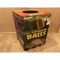 Quality Delicate Cardboard Display Stands For Sports Ball Easy To Disassemble Assemble for sale