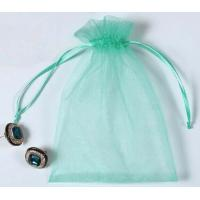 Quality organza drawstring gift package bag wholesale for sale