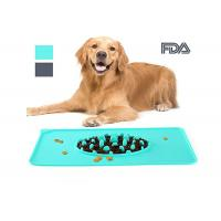 Quality FDA&LFGB Grade Silicone , Pet Show Eating Bowl , Slow Feeding Mat for Dogs for sale