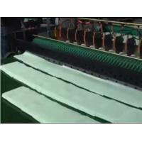 Quality Industrial Laundry Equipment For Tablets , Laundry Sheet Manufacturing Machine for sale