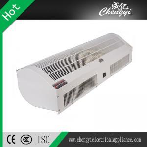 Quality Eco - Friendly High Grade Heated Air Curtain , Warm Air Curtain Doors for sale