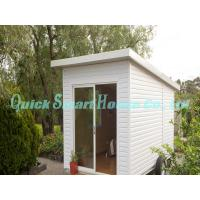 Quality Light Weight Portable Small Modular Homes , Beautiful Pre Built Homes for sale