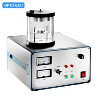 China 1.6KV Scanning Electron Microscope The Sample Coating Ion Sputtering Coater on sale
