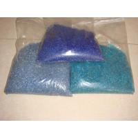Quality Blue Glass Bead Pebble for Pool Plaster for sale