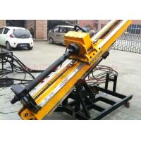 Quality Rotary Anchor Engineering Drilling Rig Diesel Engine / Electric Motor Powered for sale