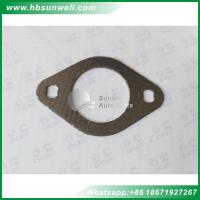Quality Cummins diesel engine parts ISM QSM M11 L10 exhaust manifold gasket 3328948 3102804 Gasket,exhaust manifold for sale