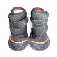 China Water-resistant Dog Boots, Tough and Durable, with High Performance, Dog Footwear on sale