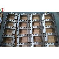 China Inconel 718 Nickel Alloy Casting AMS 53830 UNS N07718 Precision Parts on sale