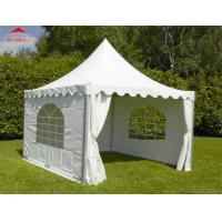 Buy cheap Fire Safety 5X5M Pagoda Party Tent Max Wind Speed Allowance 70 - 100km/H from wholesalers