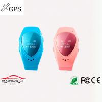 Quality Mini Personal GPS Tracker With Sos Panic Button , Tracking Devices For Kids for sale