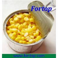 Quality Canned Sweet Corn in Vacuum Pack for sale