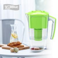 Quality 2.5L  Alkaline Water Filter Pitcher In Household Water Filter for sale
