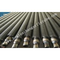 Quality SA192 Seamless carbon steel tubes, high frequency resistance welded fin tubes with solid or serrated fins for sale